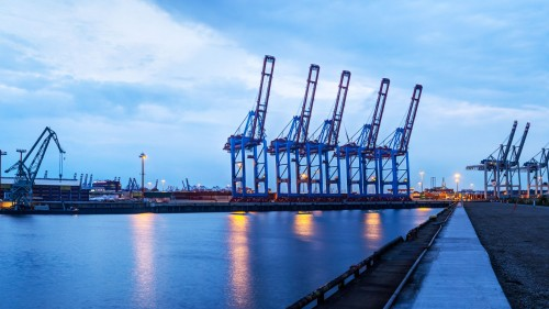 Hafenkrane