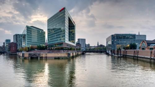 Der SPIEGEL in Hamburg