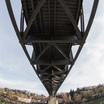 Fünferlsteg Passaua