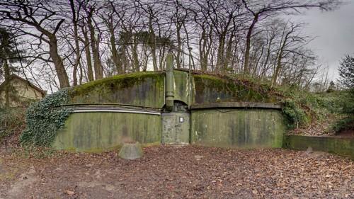 Natobunker Kindsbach Eingang 4